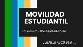 Leer más:CONVOCATORIA A INSCRIPCIÓN  PARA CUBRIR 5 VACANTES DE MOVILIDAD ESTUDIANTIL