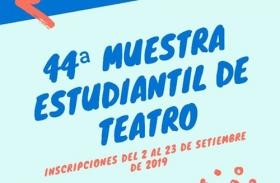 Leer más:44º Muestra Estudiantil de Teatro