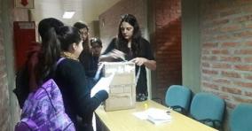 Leer más:Elecciones 2018: Las carreras de Humanidades renovarán autoridades de Escuela