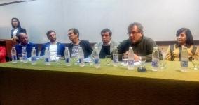 """Leer más:Acto de apertura del Congreso Latinoamericano """"A 100 años de la Reforma Universitaria del `18"""""""