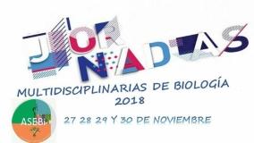 Leer más:Jornadas Multidisciplinarias de Biología