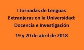 Leer más:I Jornadas de Lenguas Extranjeras en la UNSa: Docencia e Investigación