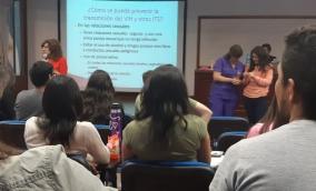 Leer más:5to Encuentro de formación continua de Autoestima y Resiliencia