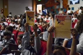 Leer más:La XLIII Muestra Estudiantil de Teatro a pura diversión para los más pequeños