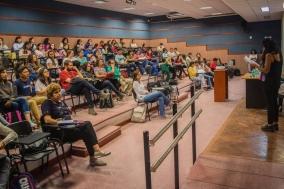 """Leer más:Profesionales de Salud y de Antropología disertaron en la conferencia: """"Agroquímicos y salud en..."""