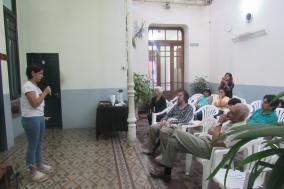 """Leer más:Se realizó """"Vení y Contá"""" en el Centro Cultural de la U.N.Sa"""
