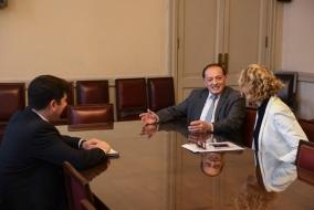 Leer más:Claros firmó el convenio para la apertura de la Tecnicatura Industrial Electromecánica en San...