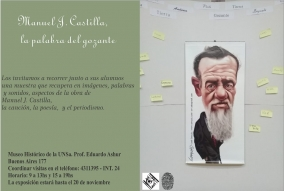 Leer más:Manuel J. Castilla, la palabra del gozante