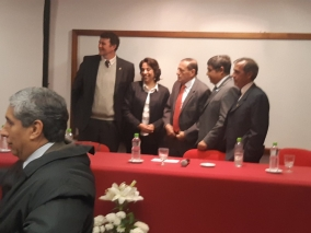 Leer más:Asunción de nuevas autoridades en la Facultad de Ciencias Exactas