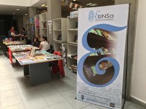 """Leer más:EUNSa participó de la """"Expo Libros 2018"""""""