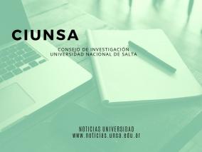 Leer más:Los Proyectos aprobados deberán notificarse en CIUNSa