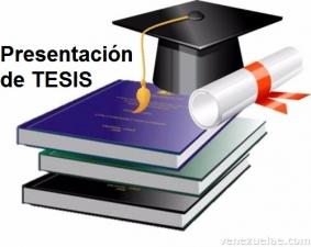 Leer más:Defensa de Tesis  Doctoral