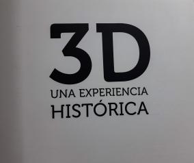 Leer más:3D Una experiencia histórica