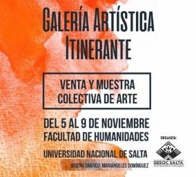 Leer más:Galería Artística Itinerante