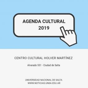 Leer más:Agenda Cultural Abril 2019