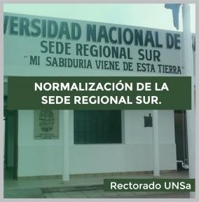 Leer más:Normalización de la Sede Metán / Rosario de la Frontera aprobada
