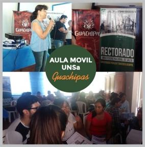 Leer más:Aulas Móviles en Guachipas