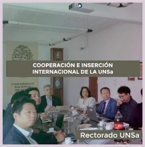 Leer más:Convenio de Cooperación entre la Universidad Nacional de Salta y Research Institute of Industrial...