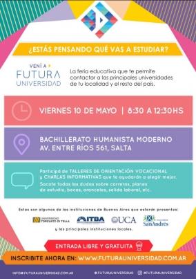 Feria Futura Universidad