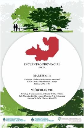 Leer más:Workshop de Comunicación Ambiental