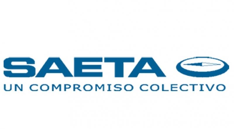 saeta logo
